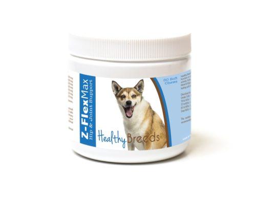 840235189121 Norwegian Lundehund Z-Flex Max Hip & Joint Soft Chews