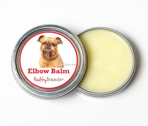 840235194934 2 oz Brussels Griffon Dog Elbow Balm