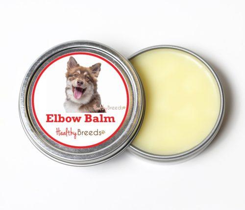 840235194941 2 oz Finnish Lapphund Dog Elbow Balm