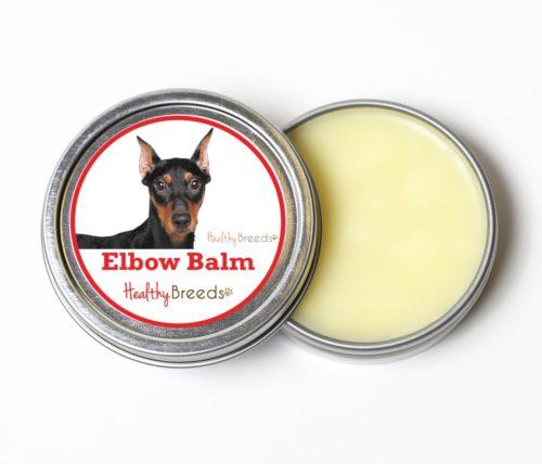 840235195047 2 oz German Pinscher Dog Elbow Balm
