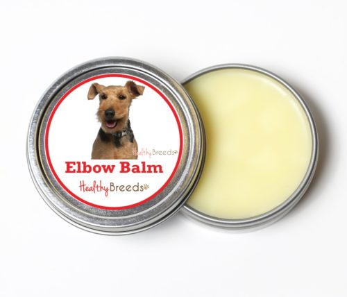 840235195658 2 oz Welsh Terrier Dog Elbow Balm