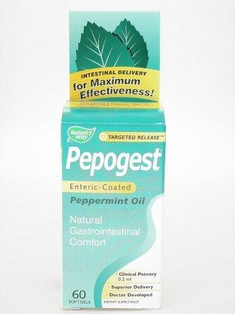 86982 Pepogest - Peppermint Oil