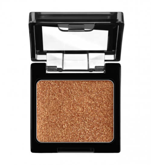 8715009 Wet n Wild 354C Color Icon Glitter Eyeshadow, Brass - Pack of 3