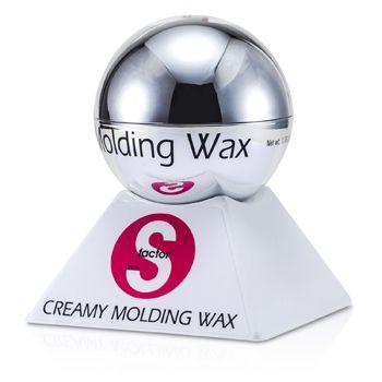 87391 S Factor Creamy Molding Wax