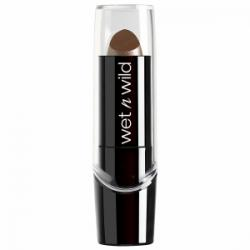 8746060 Wet N Wild Silk Finish Lipstick, Cashmere, 0.13 oz