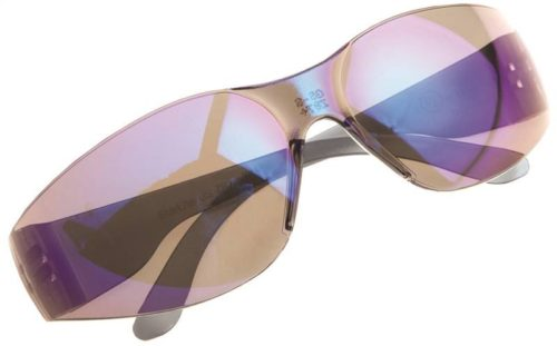 8916496 Safety Glasses, Blue