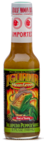 90008 Mean Green Jalapeno Pepper Sauce