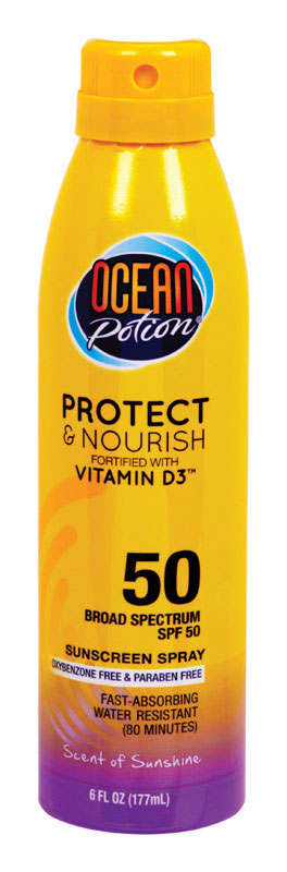 9197369 6 oz Instant Dry Sunblock Spray