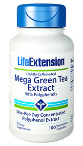 953 Mega Green Tea Extract Lightly Caffeinated