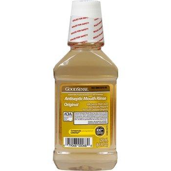 966940 250 ml Amber Antiseptic Rinse