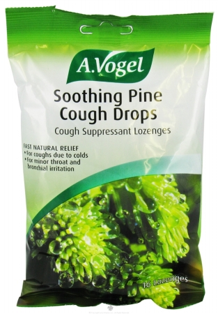 A Vogel 529214 Soothing Pine Cough Drops