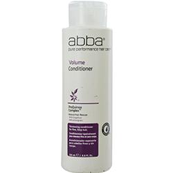 ABBA Pure & Natural Hair Care 253741 8 oz Volumizing Conditioner - Proquinoa Complex