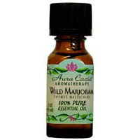AURA(tm) Cacia Marjoram Wild Essential Oil 1/2 oz. bottle 191127