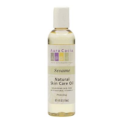 AURA(tm) Cacia Organic Sesame Oil