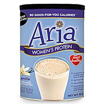 AY42225 Vanilla Aria Womens Protein Powder -1x12 Oz