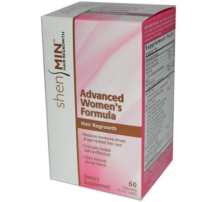 Advanced Women'S Formula Hair Regrowth - 60 Tablets
