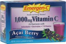 Alacer B52347 Alacer Emergen-c Citrus Immune+ -30 Ct