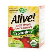 Alive! Organic Vitamin C 120G Powder