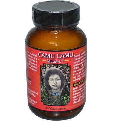 Amazon Therapeutic Labs Camu Camu - 60 Vegetarian Capsules