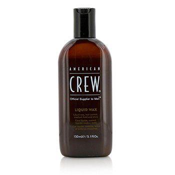 American Crew 202462 5.1 oz Men Liquid Wax Hair Control Hold & Shine - Medium