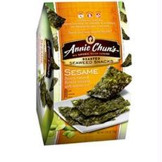 Annie Chuns B29622 Annie Chuns Seaweed Snack Sesame -12x0.35oz