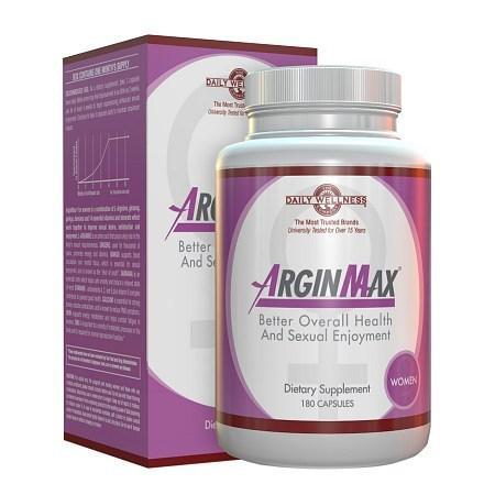 ArginMax for Female Sexual Fitness - 180.0 capsules