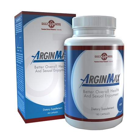 ArginMax for Male Sexual Fitness - 180.0 capsules