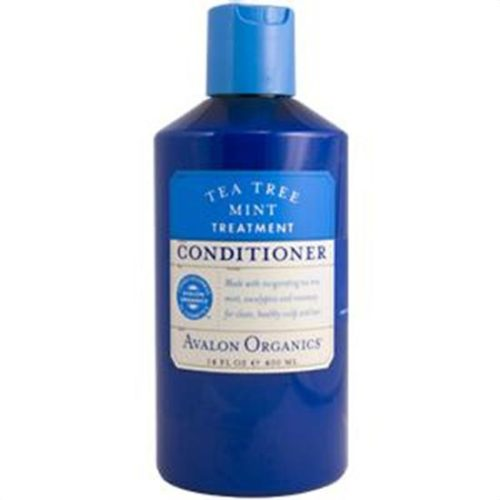 Avalon Organics Hair Care Elixirs Tea Tree Mint Treatment Conditioner 14 fl. oz. 213810