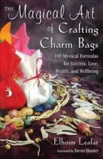 Azure Green BMAGART Magical Art of Crafting Charm Bags Book by Elhoim Leafar