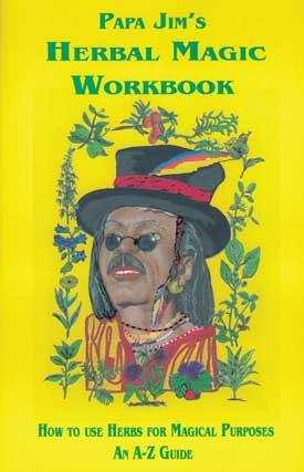 Azure Green BPAPJIM Papa Jims Herbal Magic Workbook