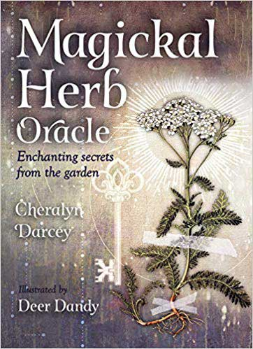 Azure Green DMAGHER Magickal Herb Oracle by Darcey & Dandy