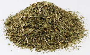 Azure Green HLEMVCB 1 Lb Lemon Verbena Leaf cut