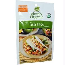 B53470 Fish Tacoseasoning -12x1.13oz
