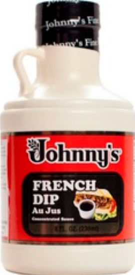 B78591 Johnny S French Dip Au Jus Sauce Concentrate -6x8 Oz