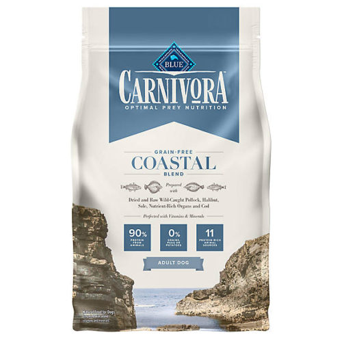 BB12378 4 lbs Carnivora Coastal Adult Cat Food