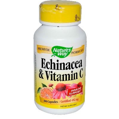 BG16361 Echinacea & Vitamin C - 1x100CAP