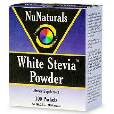 BG16597 Stevia Powder - 1x100PKT