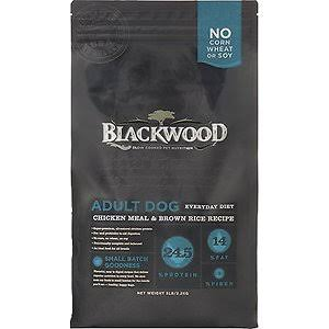 BK55022 5 lbs Adult Dry Dog Chicken Meal & Rice