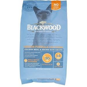 BK88454 4 lbs Indoor Cat Chicken Meal & Rice
