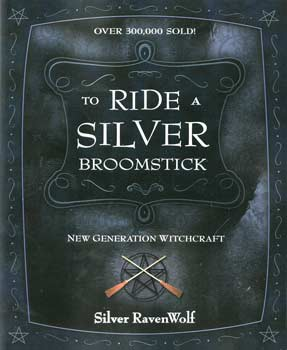 BTORID To Ride A Silver Broomstick