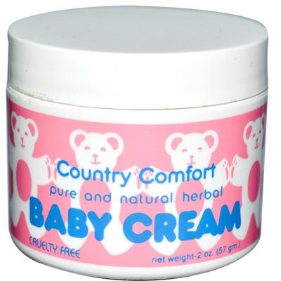 Baby Cream - 2 Oz