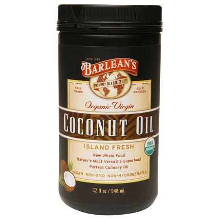 Barlean's Organic Oils Organic Virgin Coconut Oil - 32.0 fl oz
