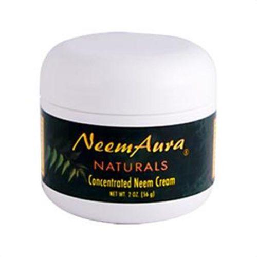 Body Care Neem Cream with Aloe Vera & Neem Oil 2 oz. 29060