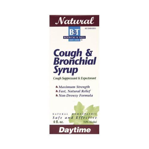 Boericke And Tafel HG0920504 4 oz Cough & Bronchitis Syrup