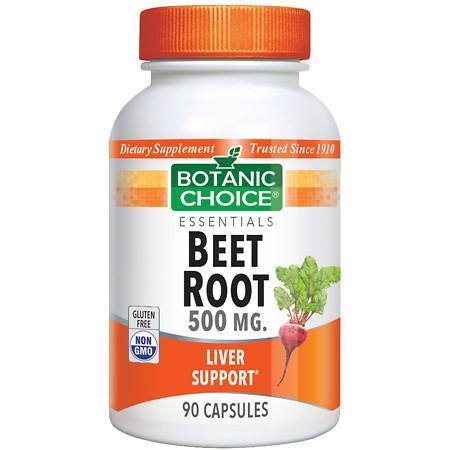 Botanic Choice Beet Root - 90.0 ea