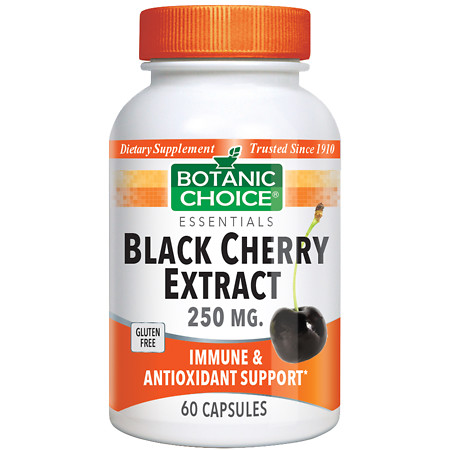 Botanic Choice Black Cherry Extract - 60.0 ea
