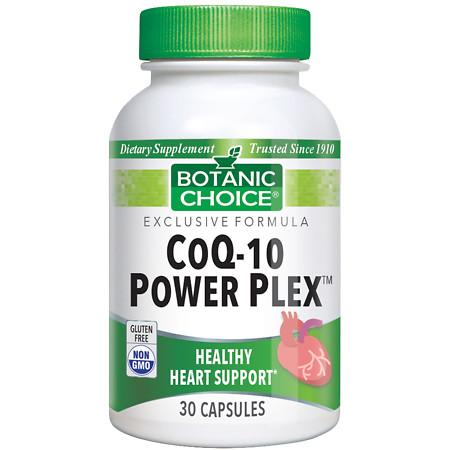 Botanic Choice CoQ10 Power Plex Dietary Supplement Capsules - 30.0 Each