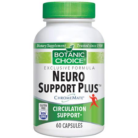 Botanic Choice Neuro Support Plus - 60.0 ea