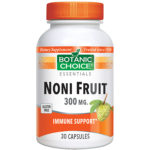 Botanic Choice Noni Fruit 300 mg Dietary Supplement Capsules - 30.0 ea.