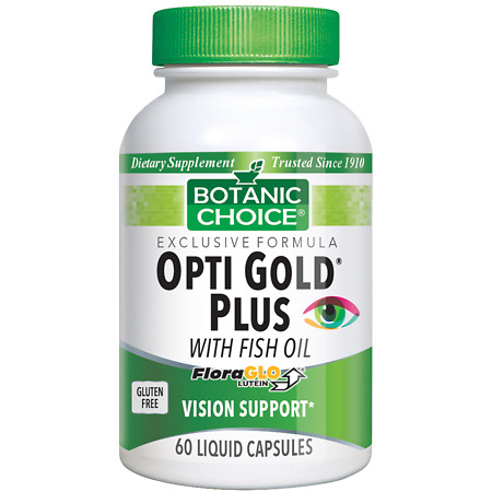Botanic Choice Opti Gold with Fish Oil - 60.0 ea